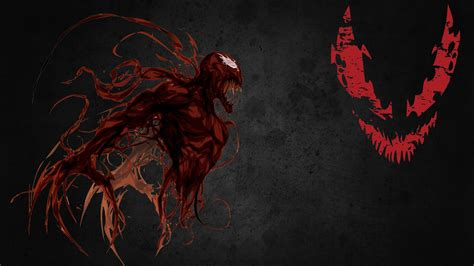 spider man carnage symbols wallpapers hd desktop