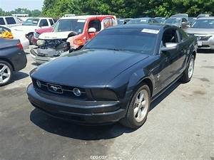 2008 Ford Mustang V6 Premium | Salvage & Damaged Cars for Sale