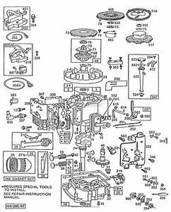 8hp Briggs And Stratton Carburetor Diagram