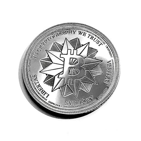 A hardware wallet is a physical electronic device, built for the sole purpose of securing crypto coins. Laser Engraved Silver Physical Bitcoin Wallet - CryptMint