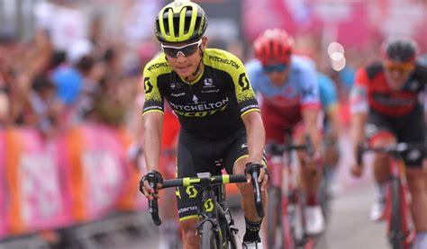 'superman' lópez sigue siendo el mejor colombiano. Clasificación general de la etapa 10 del Giro de Italia 2018