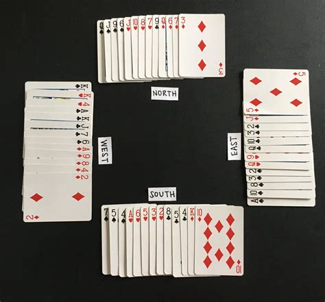 The players drawing the two highest cards would then play as partners, the highest having choice of seats and. How To Play Bridge #cardgames #playingcards #howtoplay #cards | Bridge playing cards, Play ...