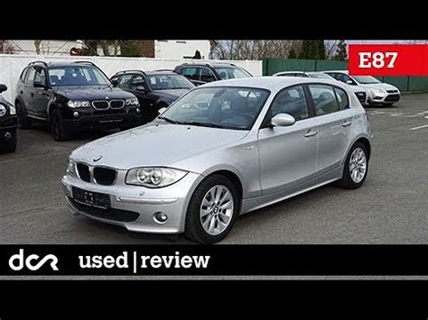 buying a used bmw 1 series e87 e81 e82 e88 2004 2013 buying advice with common issues