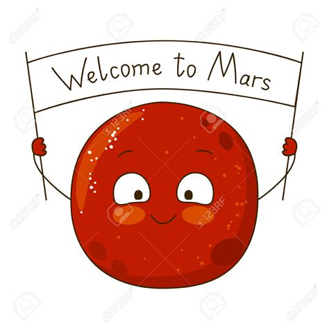 Mars Clipart On Mars Clipart Clipground