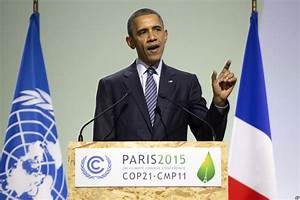 Obama: 'Let's Get to Work' on Climate Change