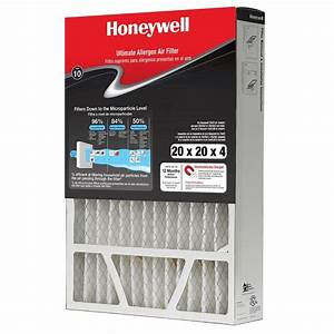 Honeywell 20 In  X 20 In  X 4 In  Fpr 10 Air Cleaner