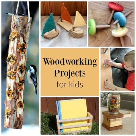 incredible woodworking projects  handy kids  kids