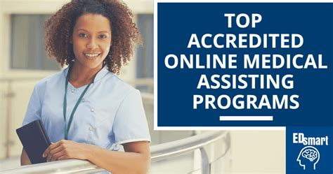 accredited  medical assistant programs