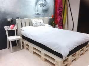 1000 ideas about palettenbett selber bauen on pinterest palette bed pallet beds and selber bauen