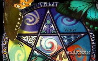 Wiccan Pagan Backgrounds Wallpapers Wicca Desktop Goddess