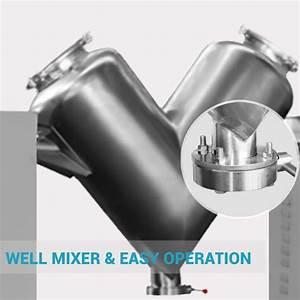 Aliexpresscom Buy 110V 60HZ V Mixing Machines Powder