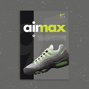 Nike Air Max 95 Volt Neon OG A2 Limited Edition Sneaker