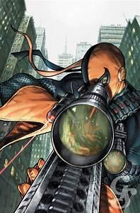 Deathstroke vs. Deadpool by kibawolf1234 on DeviantArt