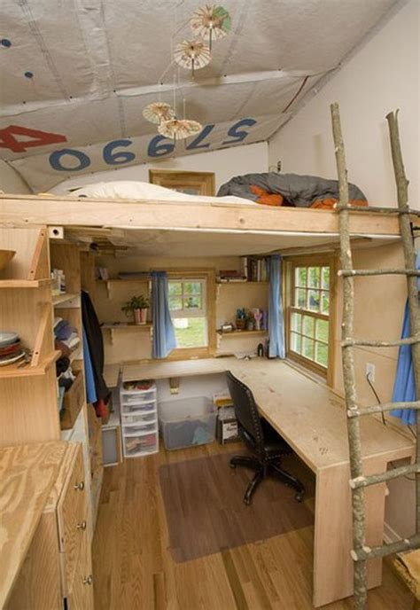 614 bunk bed with space underneath mixing work with pleasure loft beds with desks underneath