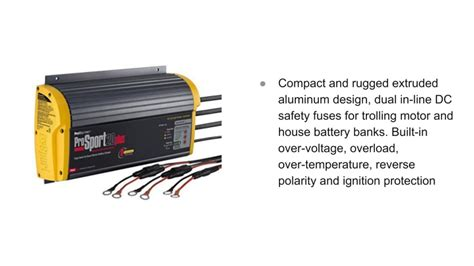 Marine Battery Charger Not Working by 3 Bank Marine Battery Charger