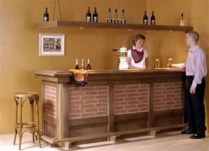 Hausbar Selber Bauen : theke selber bauen rustikal die neuesten ~ Lizthompson.info Haus und Dekorationen