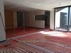 Chauffage Au Sol : mari chauffage installation d 39 un chauffage au sol ~ Premium-room.com Idées de Décoration