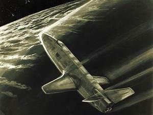 NASA Space Shuttle Concept Art | Astronautics ...