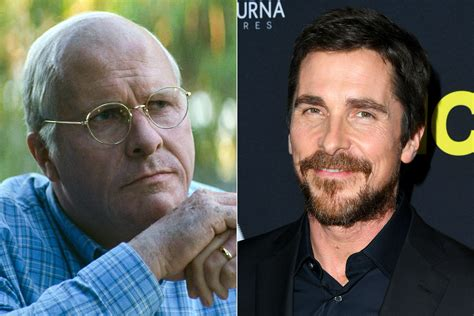 Christian Bale Says Had Fun Gaining The Weight For