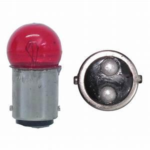 Aw Motorcycle Parts  Bulbs Ba15d 12v 21  5 Small Indicator