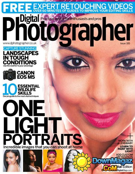 Digital Photographer  Issue 185 2017 » Download Pdf