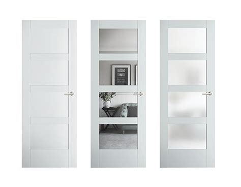 How To Decorate Interior Doors With Frosted Glass Blogbeen