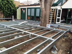 Commercial Metal Deck Framing : Doherty House - Finding