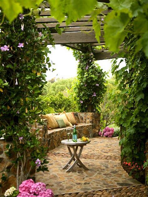 Der Kreative Garten by Gestalten Sie Eine Schattige Sitzecke Im Garten