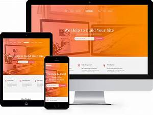 oxygen free website template using bootstrap freehtml5co With html5 bootstrap