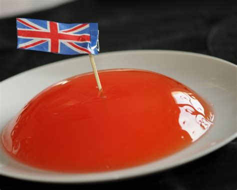 cuisine anglais recette de cuisine gelée anglaise jelly cuisine