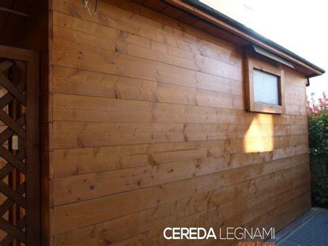 Come Rivestire Il Legno by Perline In Legno Per Rivestire Garage Box Auto E Cantine