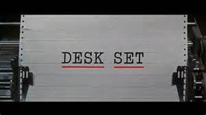 desk set 1957 journeys in classic film