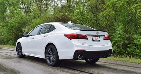 acura tlx specs 2018 acura tlx a spec sh awd first drive video 42