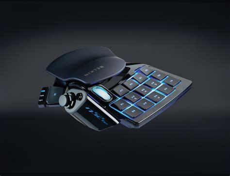 Nostromo Speedpad N52te Adds Backlit Keys, Fancy Config
