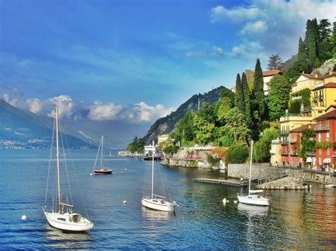 Lake Como Italy Feel The Planet