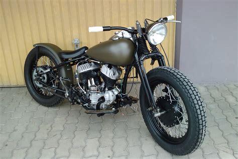 Harley Bobber A Confronto