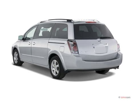nissan quest rear 2007 nissan quest pictures photos gallery motorauthority