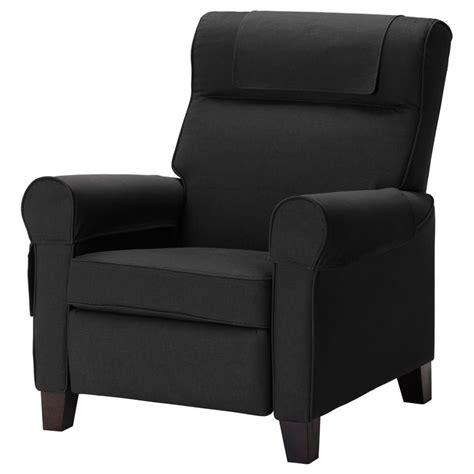 muren chair idemo black ikea recliner 299