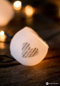 Weihnachtsdeko Ideen Selbermachen : diy wachs lichterkette weihnachtsdeko selbermachen ~ Orissabook.com Haus und Dekorationen