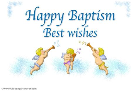happy baptism wishes  pictures  guy
