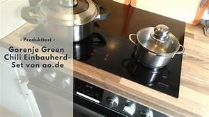 Ao De Haushaltsgeräte : gorenje green chili einbauherd set von im test ~ A.2002-acura-tl-radio.info Haus und Dekorationen
