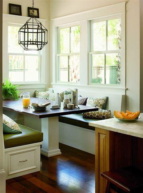 22 Stunning Breakfast Nook Furniture Ideas