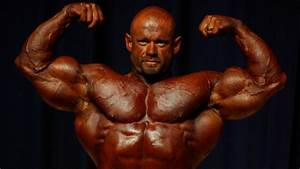 Branch Warren Shows How He Looks After Leaving The Sport - Why We Train