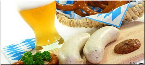 cuisine bavaroise cuisine de baviere les spécialités bavaroises typiques