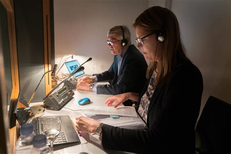 conference technology avl interpreters switzerland