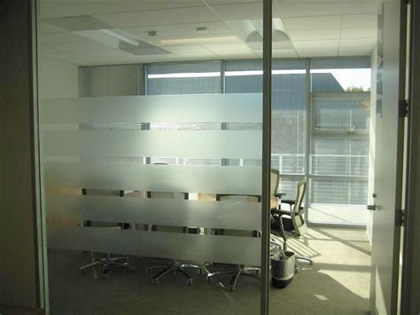 Frosted Window Film Is An Excellent Choice To Give Privacy