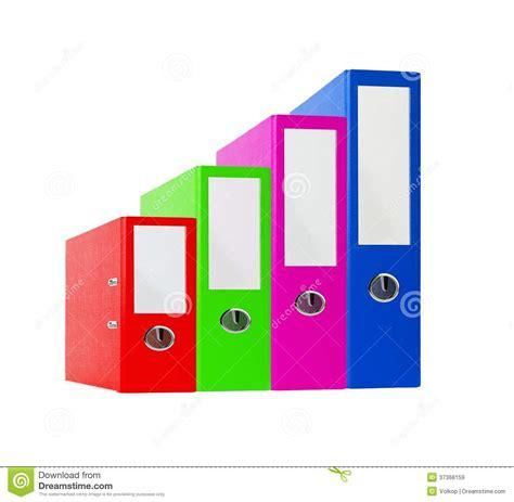 le de bureau à pile pile de dossiers lumineux de bureau de couleur images