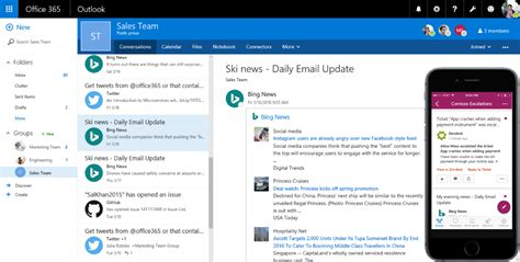 Office 365 Outlook Inbox by Introducing Office 365 Connectors Office Windows 10 Forums