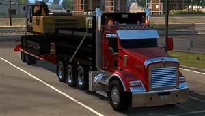 Kenworth T800 2016 Custom mod for American Truck Simulator ...
