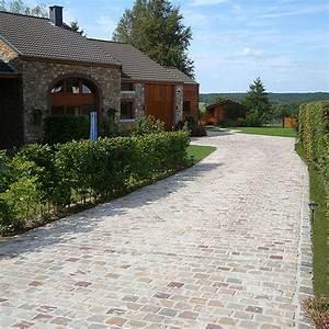bordure de jardin les jardins de la vallee With pierre pour allee de jardin